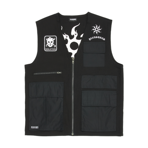 Pleasures Strike Vest