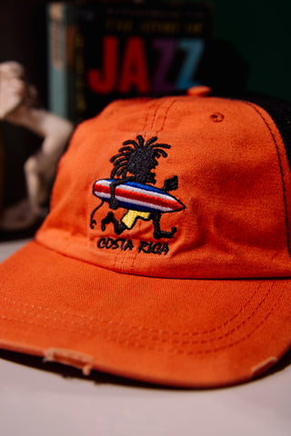 Costa Roca Mesh Trucker Hat