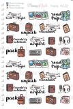 Traveling Stickers