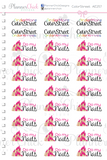 Color Street Planner Stickers