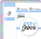 Zero Inbox Planner Stickers