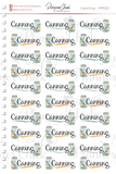 Canning Planner Stickers