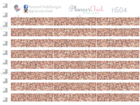 Header Labels for New Year Sparkle Mini Kit