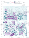 Decorative Full Boxes ~ Winter Holiday