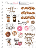 Coffee Time ~ Decorative Sampler