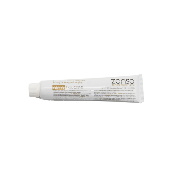 Zensa Numbing Cream Lidocaine - Lash Cat