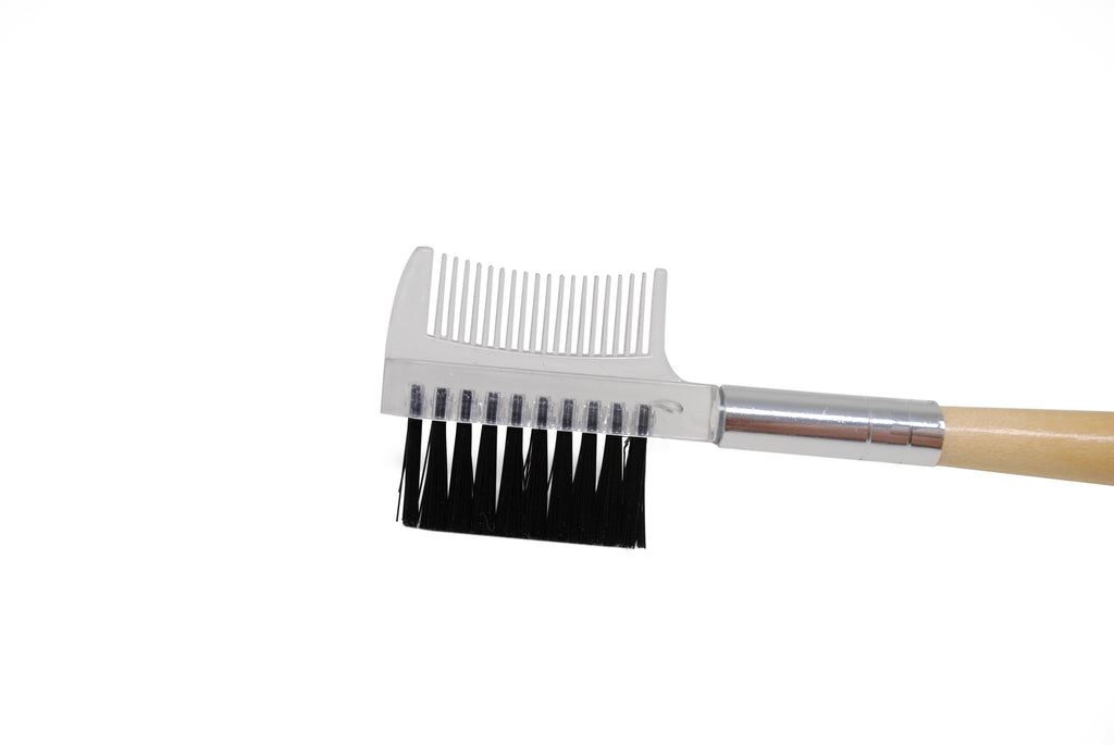 Brow Brush and Comb - Lash Cat