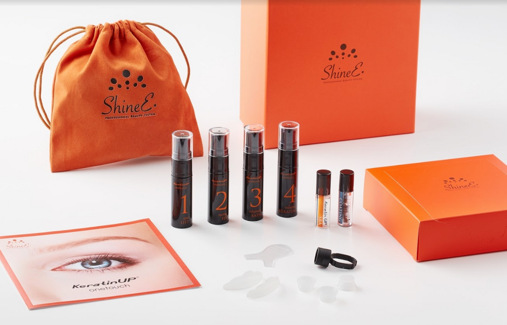 Brow Lamination ShineE One Touch full kit - Lash Cat