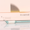 14 Curved Microblade - 10 Pack - Lash Cat