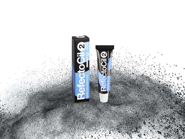 RefectoCil Tint Blue-Black #2 15ml - Lash Cat