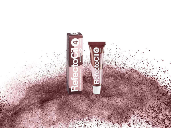 RefectoCil Tint Chestnut #4 15ml - Lash Cat