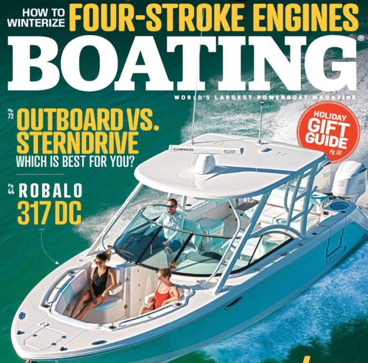 Boating Magazine | 2017 Holiday Gift Guide