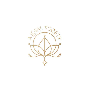 A Loyal Society Logo Self Care for Women and Mothers