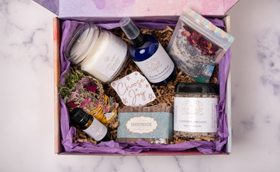 Signature Self Care Everyday Box