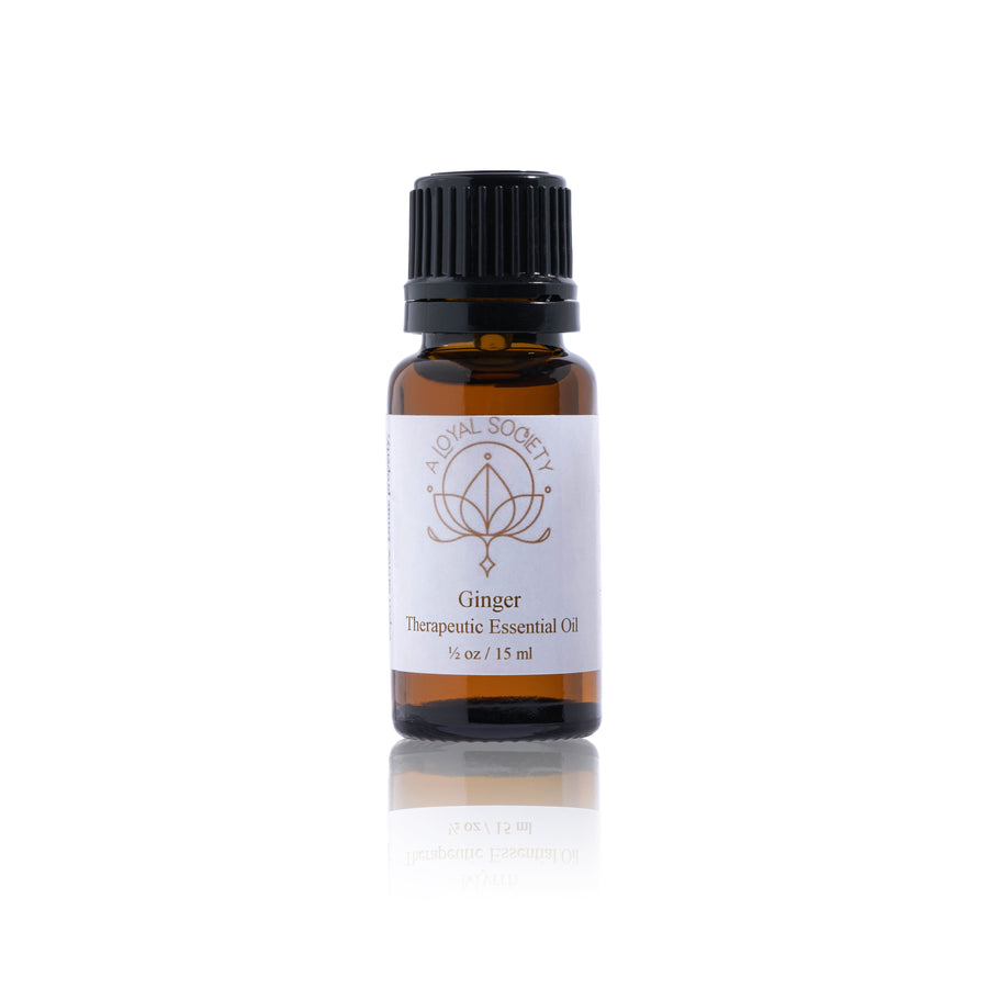 Ginger Essential Oil,  15ML