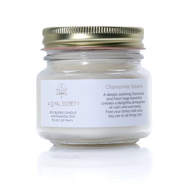 Chamomile Dreams Relaxation Candle