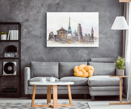 CANVAS ART COLLECTION
