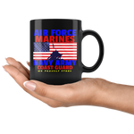 WE PROUDLY STAND! COFFEE MUG