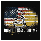 DON'T TREAD ON ME - CANVAS ART