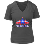 5 STAR 'MERICA FLAG  - WOMEN'S COLLECTION