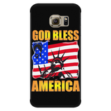 "GOD BLESS AMERICA - ""CUSTOM"" PHONE CASE"