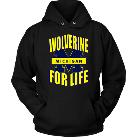 WOLVERINE FOR LIFE!