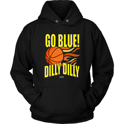 GO BLUE! DILLY DILLY