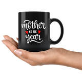 MOTHER OF THE YEAR COFFEE MUG