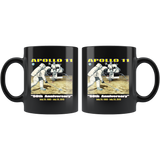 "Apollo 11 ""50th Anniversary"" Moon Landing Mug"