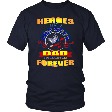 HEROES FOREVER - DAD