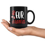 FUR MAMA COFFEE MUG