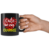cute but crazy GRAMMIE COFFEE MUG