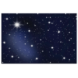 HEAVENLY STARS - CANVAS ART