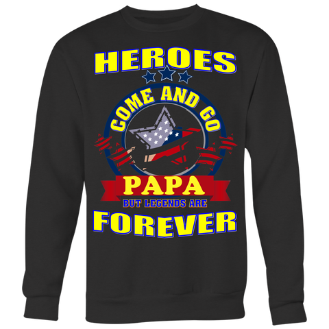 HEROES FOREVER - PAPA