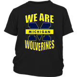 WE ARE WOLVERINES