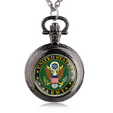"""US ARMY"" Vintage Pocket Watch"