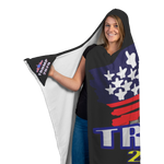 TRUMP 2020 Customized Hooded Blanket