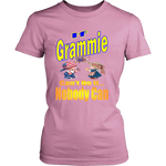 If Grammie Can't Do It... Nobody Can  Womens T-Shirt
