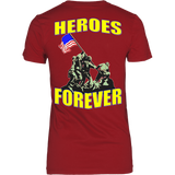 HEROES FOREVER!