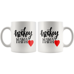 HOCKEY MAMA COFFEE MUG