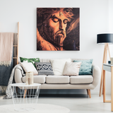 OUR SAVIOR - CANVAS ART