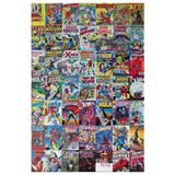 VINTAGE MARVEL COMICS - CANVAS ART