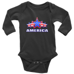 "AMERICA ""5 STAR"" PATRIOTIC FLAG - Youth & Infant COLLECTION"