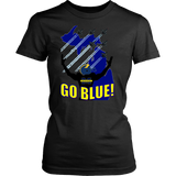 GO BLUE! - READY FOR TAKEOFF