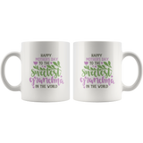 HAPPY MOTHERS DAY GRANDMA COFFEE MUG