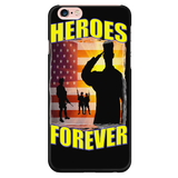 "HEROES FOREVER - ""CUSTOM"" PHONE CASE"