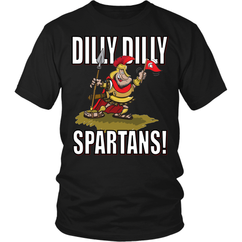 DILLY DILLY SPARTANS!