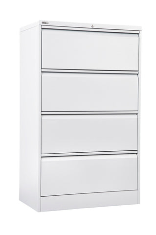 Large Lateral Filing Cabinet - Teamwork Office Furniture