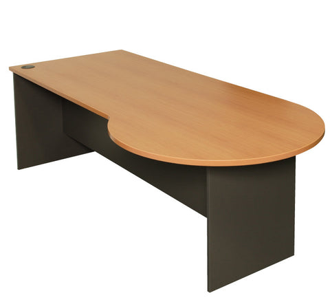 Conference End Desk - Teamwork Office Furniture
