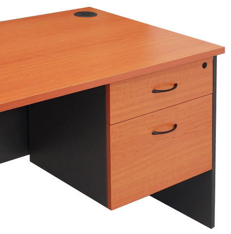 Fixed Pedestal for Return - Teamwork Office Furniture